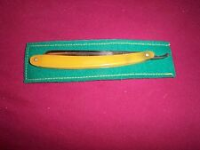 Vintage Slide E-Z Wedge Lasalle Razor Co. Minneapolis Straight Razor Knife