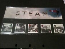 QE11 1994 SG 1795/99  THE AGE OF STEAM  PRESENTATION PACK STAMPS
