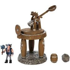 How To Train Your Dragon Playset Catapult Riders of Berk include Snotlout Figure