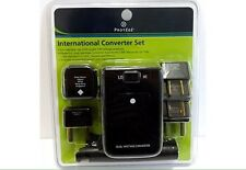 Protege International Converter Set, PG10-091-005-32. Black (NIP)