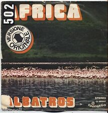 "ALBATROS - Africa - VINYL 7"" 45 LP 1975 VG/VG- CONDITION"
