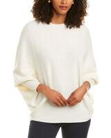 J.Mclaughlin Rudd Cashmere Sweater Women's White Xl