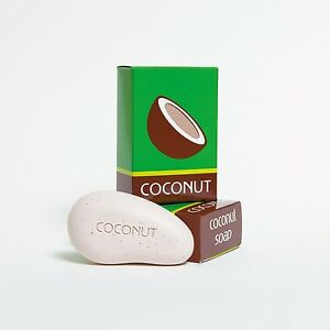 Modern Wash - Coconut Soap for face and body 3.5oz  by Kalastyle
