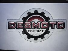 Des Moto Sport Motorcycle Patch USA Seller