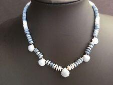 """Beauty 16 - 17.99"""" Natural Choker Fine Necklaces & Pendants"""
