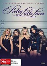 Pretty Little Liars : Season 7 (DVD, 4-Disc Set) NEW