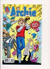 "ARCHIE #620 ""A Lot of Brass"" ~  Archie Comics ~ NM (HX381)"