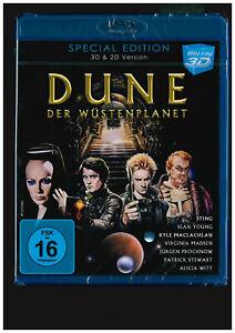 Dune - Der Wüstenplanet Special Edit.  3D/2D-Blu-ray
