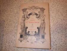 1903.La dame de Monsoreau.T1.Ex.sur chine..Dumas.Maurice Leloir