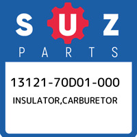 13121-70D01-000 Suzuki Insulator,carburetor 1312170D01000, New Genuine OEM Part
