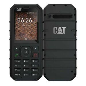 CAT B35 Rugged, 4gb Dual Sim - Black Sim Free (Unlocked) 2 Years Warranty