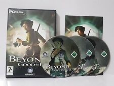 Beyond Good and Evil (PC) Region Free Disc Mint Complete Excellent Condition J2L