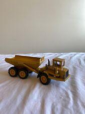 NIB RARE Ertl 1:50 Diecast CAT Caterpillar D400 Articulated Truck