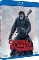 La Guerra del Planeta de los Simios Blu-ray REGION LIBRE.A-B-C (SMS)