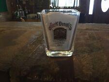 JACK DANIELS WHISKEY 2 oz SHOT GLASS 1913 GOLD MEDAL GHENT BELGIUM EX+