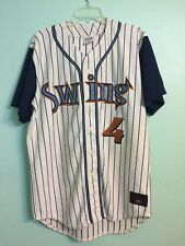 2007 Swing of Quad City (Iowa) St. Louis Cardinals Minor League Game Used Jersey