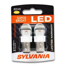 Sylvania ZEVO Front Turn Signal Light Bulb for Pontiac J2000 Ventura T1000 fq