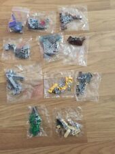 11x LEGO STAR WARS MINI VEHICLES FROM  2012 ADVENT CALENDAR SET 9509
