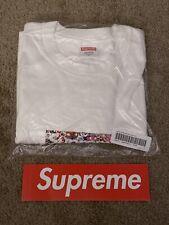 Supreme Takashi Murakami Relief Box Logo T-Shirt Size Large