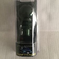 MAXSPEED SHIFT KNOB (DK.GREEN) FOR MANUAL TRANSMISSION UNIVERSAL