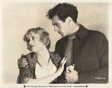 "ESTHER RALSTON & GARY COOPER in ""Betrayal"" Original Vintage Photograph 1929"
