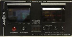 SARGENT EC160H PMS3 230V CAMPERVAN MOTORHOME POWER MANAGEMENT SYSTEM