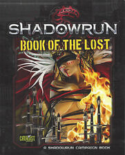 Shadowrun Book of the Lost SC  NEW  Catalyst  Fifth Edition  20% OFF