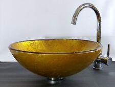Glaswaschschale KBG1101 Glas Waschtisch Waschschale Aufsatzwaschbecken
