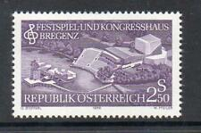 AUSTRIA MNH 1979 SG1852 BREGENZ FESTIVAL AND CONGRESS HALL