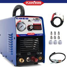 60a Igbt Air Pilot Arc Plasma Cutters Machine Amp Torch Cnc Compatible Consumables
