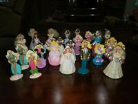 Vintage 1991-1992 McDonalds Happy Meal Toy BARBIES Lot of 24