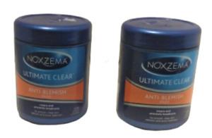 (2 PACK) Noxzema Ultimate Clear Anti-Blemish Pads, 90 ea