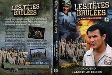 LES TETES BRULEES - Intégrale kiosque - dvd 13  - 2 Episodes