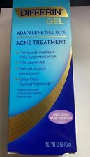 One Tube Of Differin Acne Treatment Gel 1.6 Oz (Exp: 06/2021 or longer)