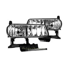 Fog Lights Bumper Lamps Light - Clear For 00-06 Chevy Suburban/ Tahoe FL7076