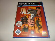 PlayStation 2  PS 2  XIII