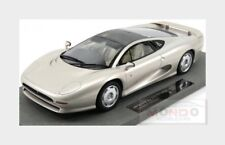 Jaguar Xj 220 1992 Silver TOPMARQUES 1:18 TOP039C Model