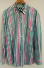 BOGNER Herrenhemd Stripes klassisch, Kragenweite 44 / XL Gr 58 Men's Shirt Hemd
