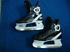 Amp8 Mission Sport Hockey black and White ice skates size 6D Very nice