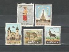 R1647 - ANGOLA 1954 - LOTTO * LINGUELLATO TEMATICI - VEDI FOTO