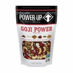 Gourmet Nut Goji Power Trail Mix 13oz Bag