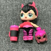 LOL Surprise Doll Spice Devil Girl & Spcicy Ham Oppsites Club Series 2 Toy Gift