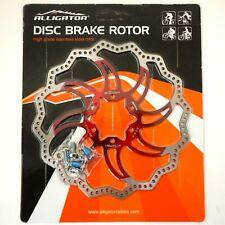 ALLIGATOR Starlite MTB Road Bike Disc Brake Rotor 160/180/203mm - Red