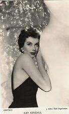 Kay Kendall Actress Film Star RP pc unused J Arthur Rank Organisation Ref H20