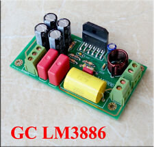 CG version LM3886 low distortion more resistant power amplifier board Kit