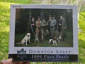 Pressman Downton Abbey 1000 Piece Puzzle Brand New 2005 Rare TV Series