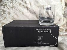 "Spiegelau VESTA - Old Fashioned 3 5/8""- New in Box-Set of 6"