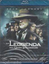 Blu-ray **LA LEGGENDA DEGLI UOMINI STRAORDINARI** con Sean Connery nuovo 2003