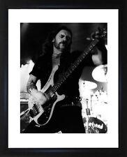 Lemmy Kilmister Motorhead Framed Photo CP0808