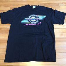 Vintage Laconia New Hampshire USA 1999 Bike Week Chopper Motorcycle T Tee Shirt